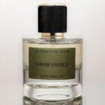 saphir vanille parfum oriental France