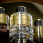 Parfum oriental Saphir Vanille de la collection les Princes du Golfe