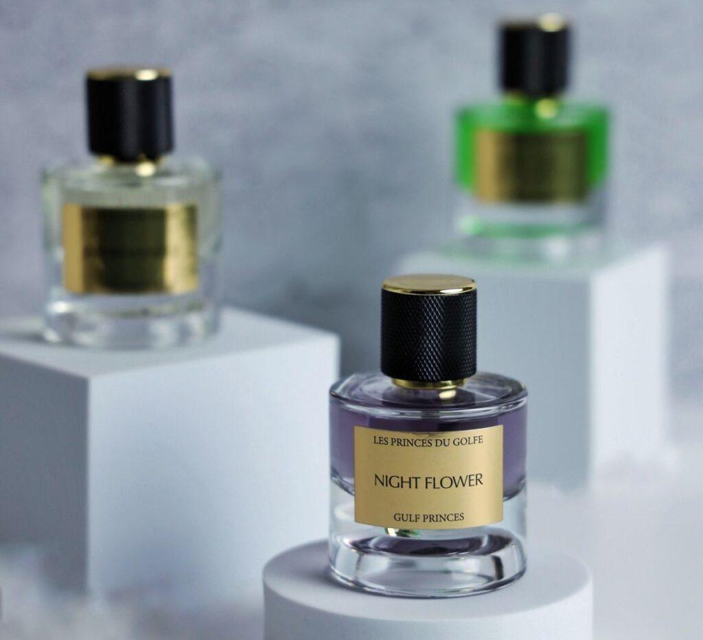 Trois parfums orientaux Les Princes du Golfe, cadeau pour la fête de l'Aîd
