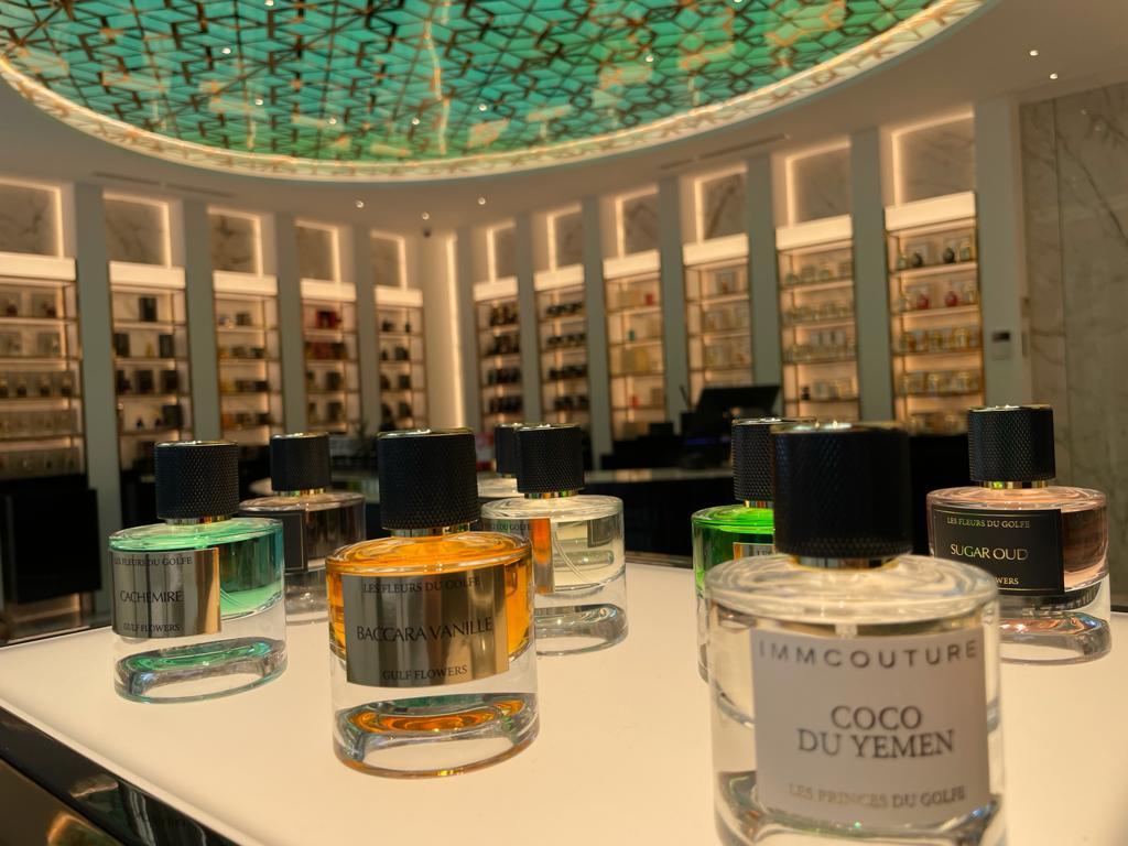 Les parfums des Fleurs du golfe chez ISABELLA LUXURY PERFUME