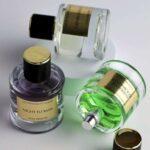 La fabrication du parfum, un art et une profession.