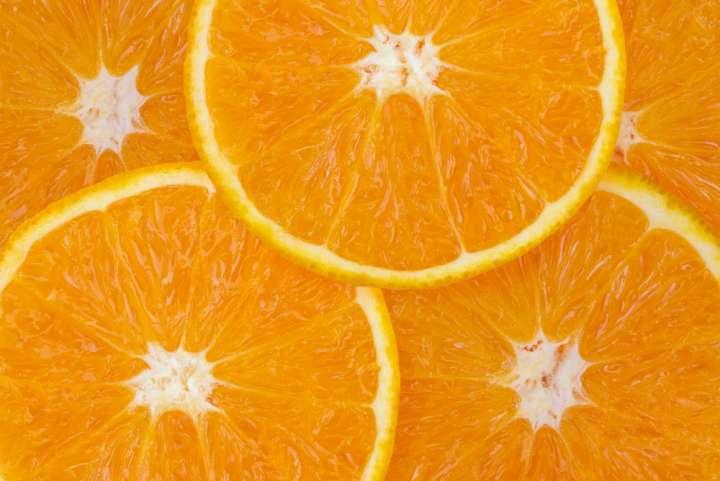 Les odeurs de l'orange sont très utilisées en parfumerie.