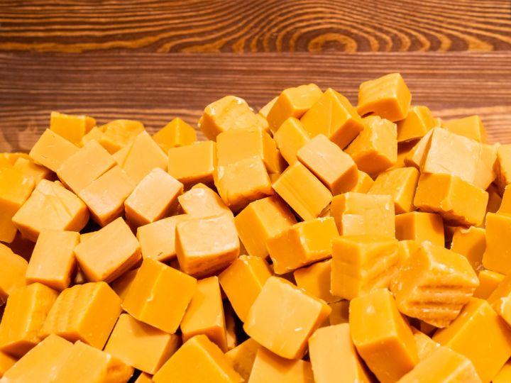 Une photo illustrative de caramel dont les odeurs sont reprises synthétiquement afin de produire des fragrances gourmandes.